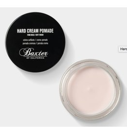 Hard Cream Pomade, 2 oz.