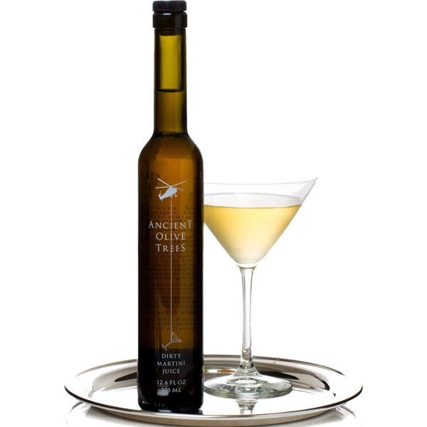 Ancient Olive Tree Ancient Olive Trees  Dirty Martini Juice<br /> Ancient Olive Trees BALSAMIC VINEGAR