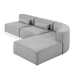 Mix Modular Sectional, Wedge