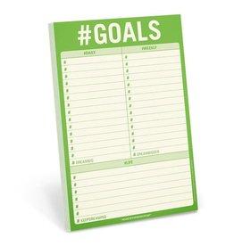 #Goals Pad