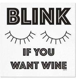 Blink Cocktail Napkins