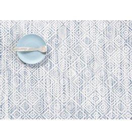 Mosaic Table Mat 14x19, Blue