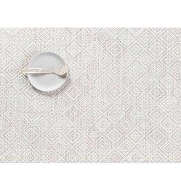 Mosaic Table Mat 14x19, Grey