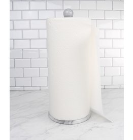Marble Paper Towel Holder