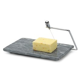 Gray Marble Cheese Slicer