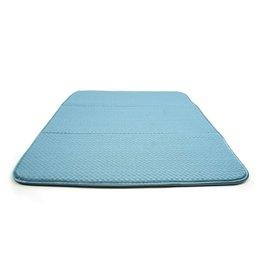 Microfiber Dish Mat, Turquoise
