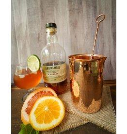 Copper Cocktail Mixer
