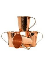 18 oz. Moscow Mule, Stainless handle