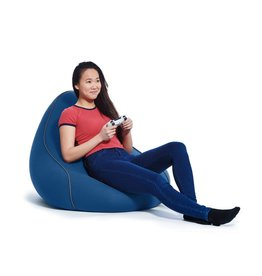 Yogibo Yogi Lounger Cover- Blue