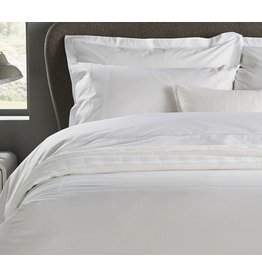 200TC Queen Fitted Sheet White