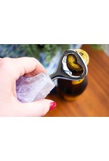 Rock Paradise Amethyst Bottle Opener
