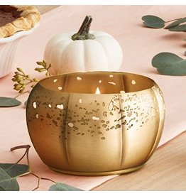 HEIRLŪM PUMPKIN GOLD 3-WICK CANDLE