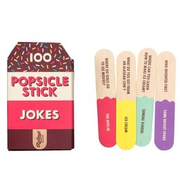 100 Popsicle Stick Jokes