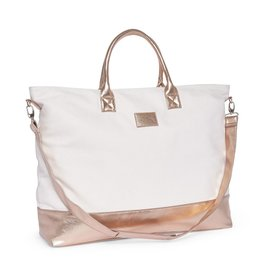 Beverly Weekender Bag- Rose Gold