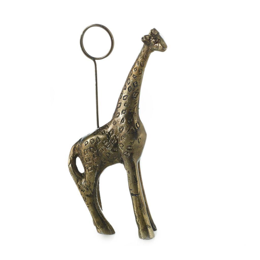 Animal Cardholder-Giraffe