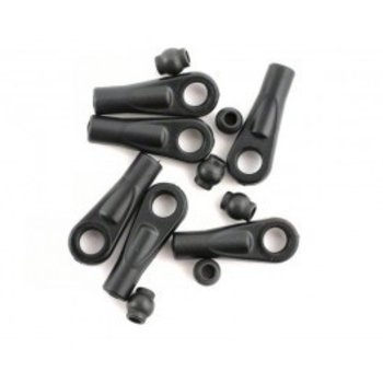 Team Losi HD Rod Ends & Balls: 8B, 8T