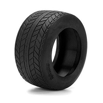HPI 102994 Vintage Performance Tire 31mm D Compound (2)