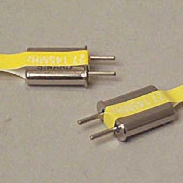 Traxxas 2034 #4 Crystal Set Yellow-27.145