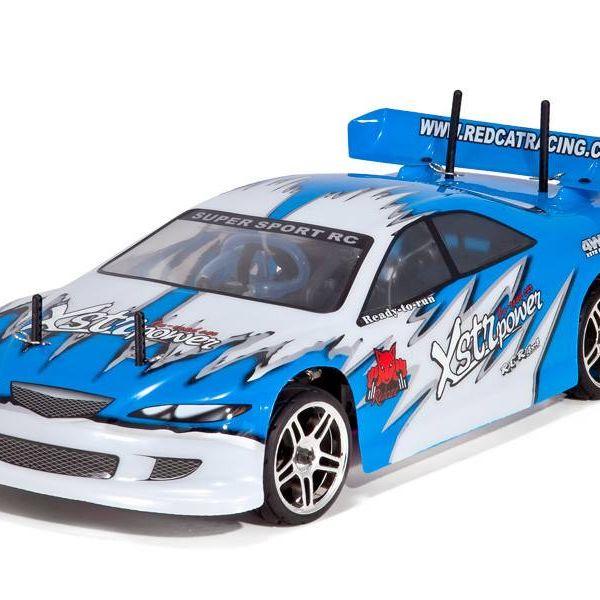 Redcat Racing 4wd nitro touring car