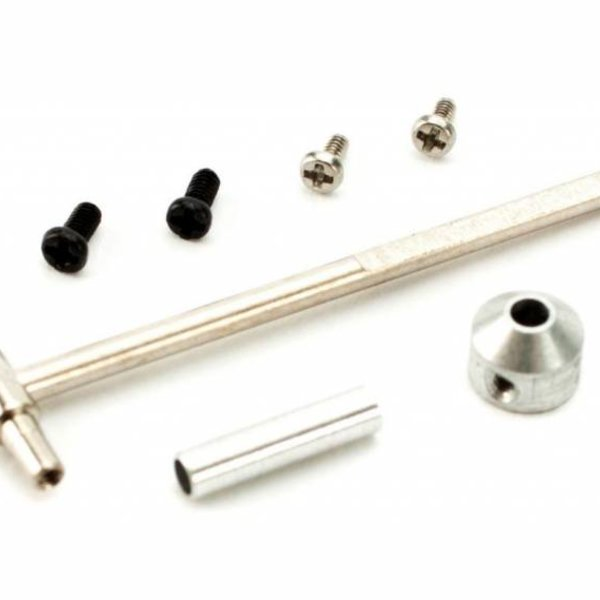 BLADE Tail Shaft w/Hub,Collar: 130 X