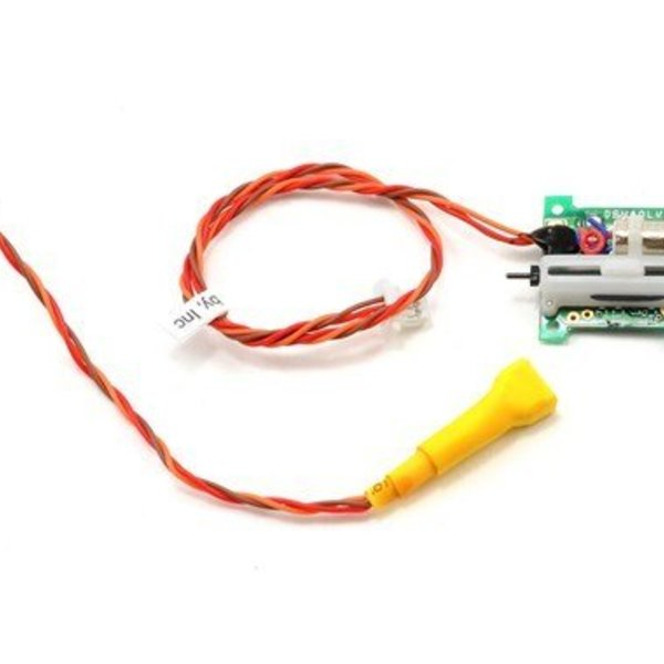 Spektrum 1.7-Gram Linear Long Throw Ultra-Micro Servo