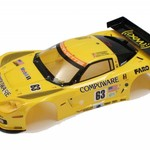 KYOSHO CHEVROLET CORVETTE C6-R Body Set(GT2)
