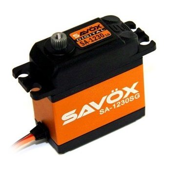 SAVOX CORELESS DIGITAL SERVO 0.16/500 @6