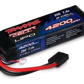 Traxxas 2867 LIPO 2S 7.4V 4200 25C