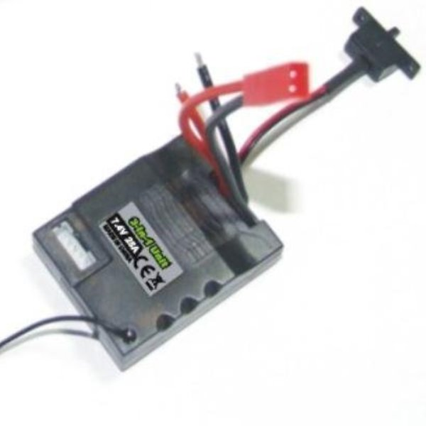 redcat 3-in-1 Unit (7.4V, 25A)