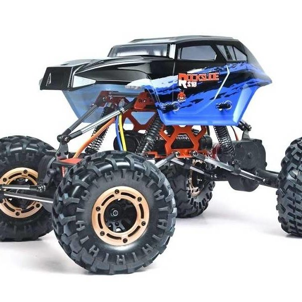 redcat Rockslide RS10 XT 1/10 Scale Crawler 2.4GHz: