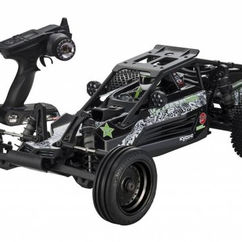 KYOSHO KYOSHO 1/7 GP SCORPION XXL BLACK TYPE 2