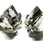 Integy T3149S Alloy Outer Diff Case Silver Revo
