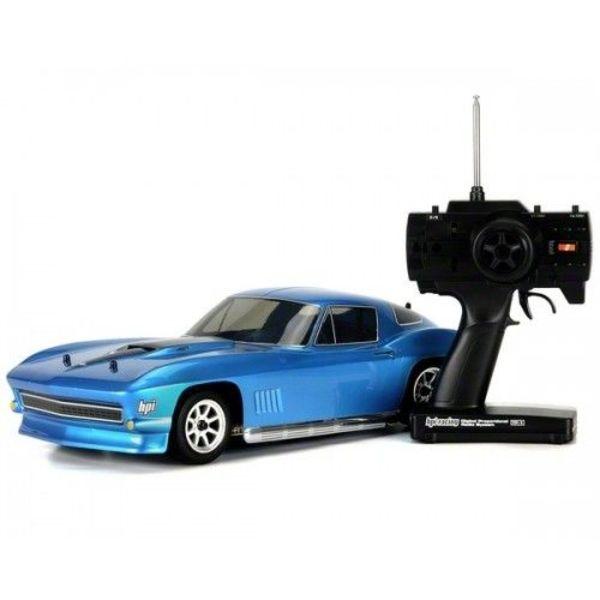 HPI 100423 RTR Sprint 2 Flux 67 Corvette