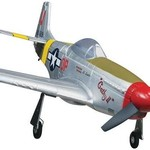Aircore Cathy II P-51 Mustang Complete Airframe