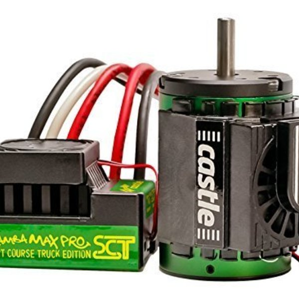 Castle Creations 9600 MAX PRO SCT + 3800KV MTR