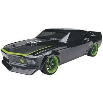 HPI Nitro RS4 3 Mustang RTR-X RTR