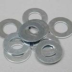 HPI Z694 Washer Silver M5x10x.5 (10)