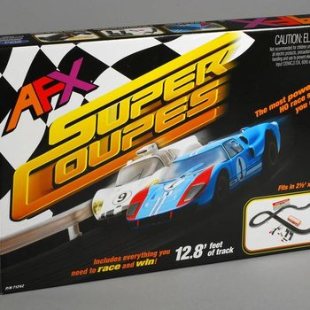 AFX NYA Super Coupes (MG+) Set