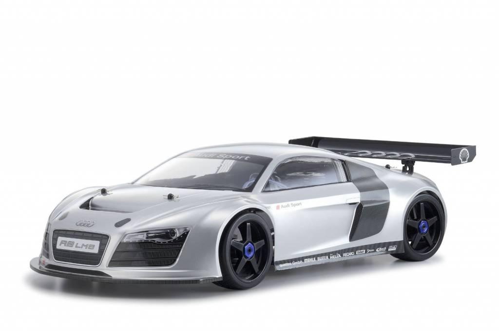 KYOSHO INFERNO GT RACE SPEC AUDI R LMS READY SET SHADOW HOBBIES - Audi r8 specs