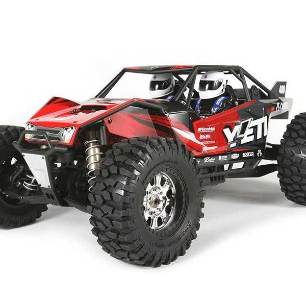 axial Yeti XL 4WD RTR