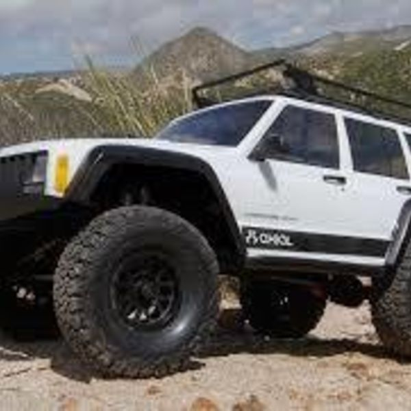 axial AX90046 1/10 SCX10 II Jeep Cherokee 4WD Kit