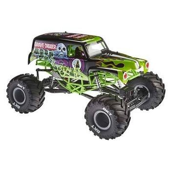 axial AX90055 1/10 SMT10 Grave Digger Monster Jam Truck