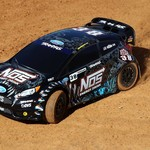 Traxxas 74054-6 1/10 NOS Deegan 38 Ford Fiesta ST Rally RTR