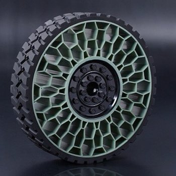 "RC4WD Z-W0180 Arsenal 5.25"" Mil-Concept Wheel/Tire Combo (2)"