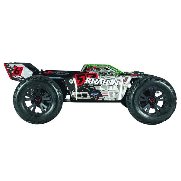 arrma AR106018 Kraton 6S BLX 1/8 4WD Monster RTR Red Black