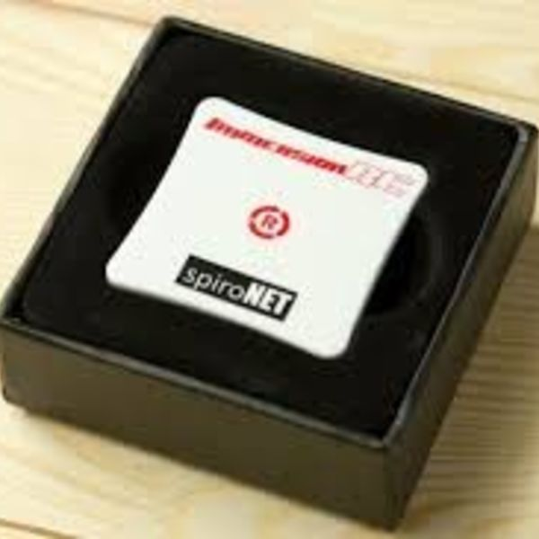 SpiroNet, RHCP Mini Patch, 8dBi