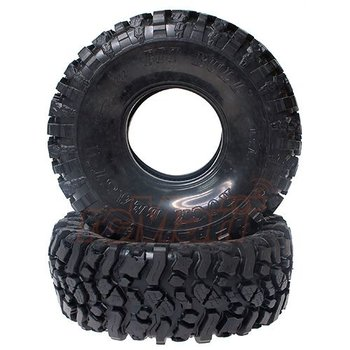 Pit Bull Tires PB9002NK 2.2 ROCK BEAST II SCALE CRAWLER TIRES W/KOMP KOMPOUND