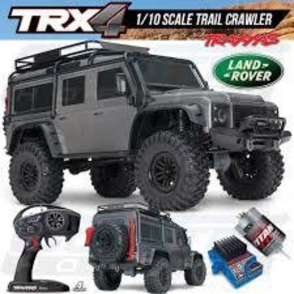 """Traxxas Defender  We have a """"Demo for you to try out""""!!"""
