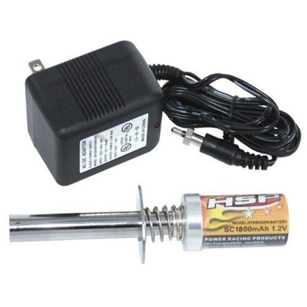 Rechargeable Glow Plug Igniter with Charger