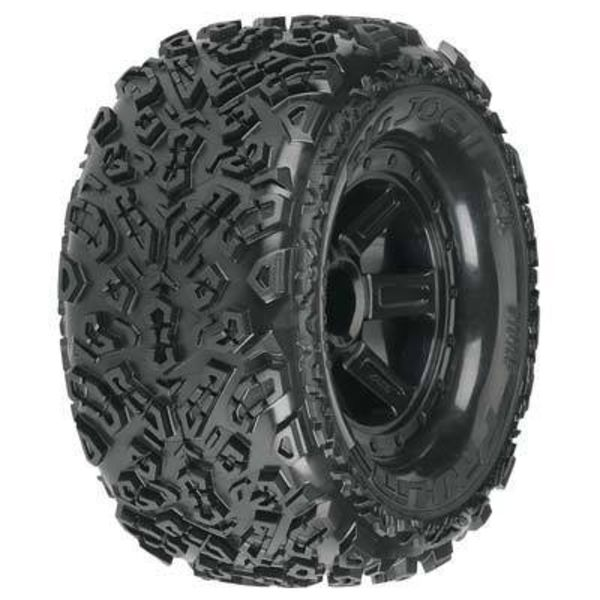 "10105-11 Big Joe II 2.2"" All-Ter Mntd Desp (2) 1/16"